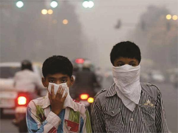 impact of air pollution on the mind children s iq less getting low