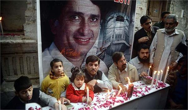 shashi kapoor burnt candles in pakistan  s peshawar