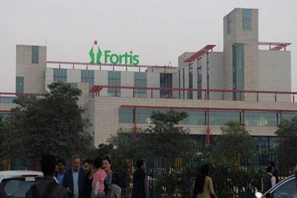 haryana government recommends to revoke the recognition of fortis