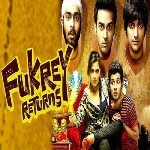movie review fukrey returns