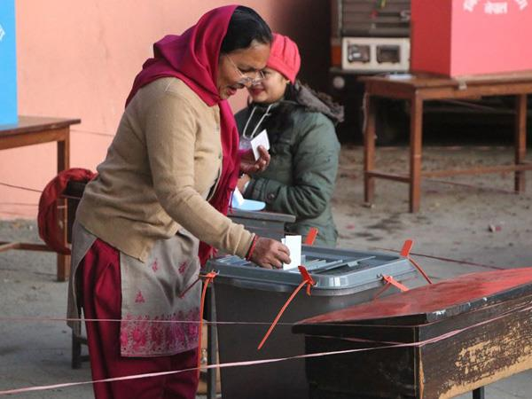 nepal election voting begins in second phase