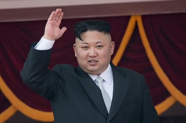 kim jong un vows   victory in showdown   with us