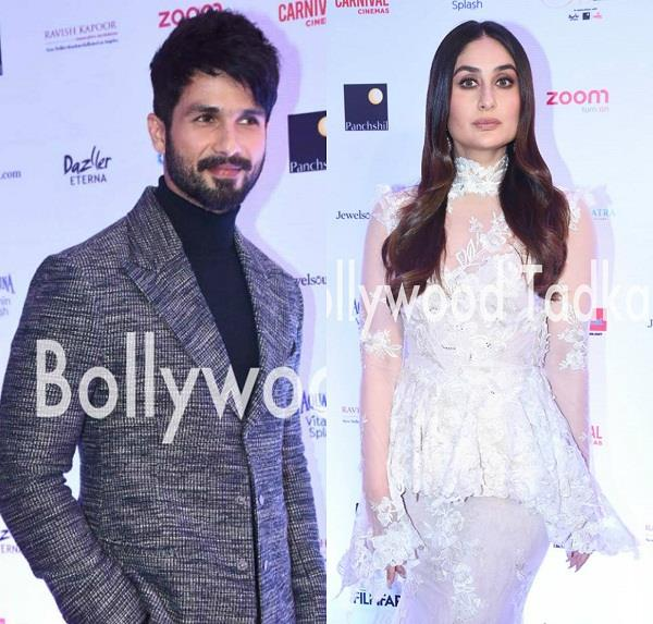 shahid kapoor and kareena kapoor khan awkward moment