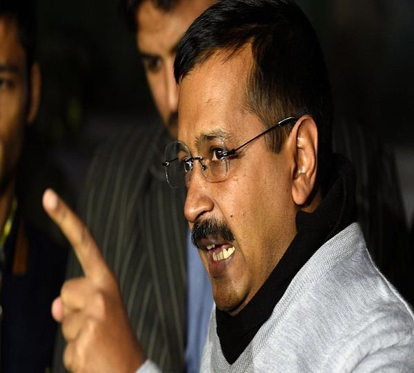 delhi  arvind kejriwal  satyendra jain  weather