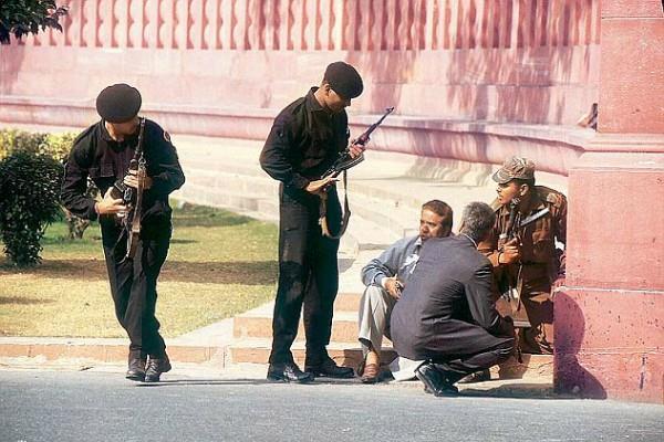 16th anniversary of terrorist attack on parliament