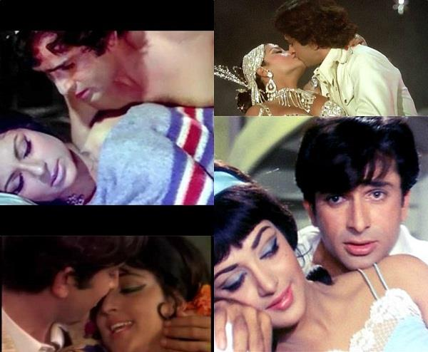these actress worked with shashi kapoor so many hit films