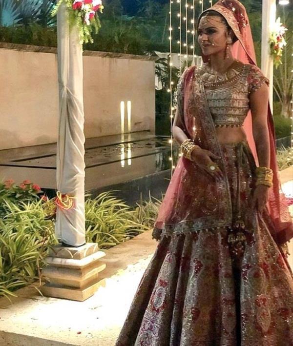 aashka goradia brent goble wedding