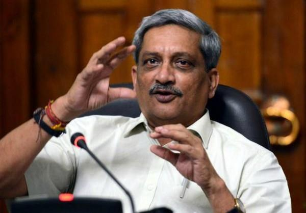 goa  cm parrikar does not get entry in 5 star hotel