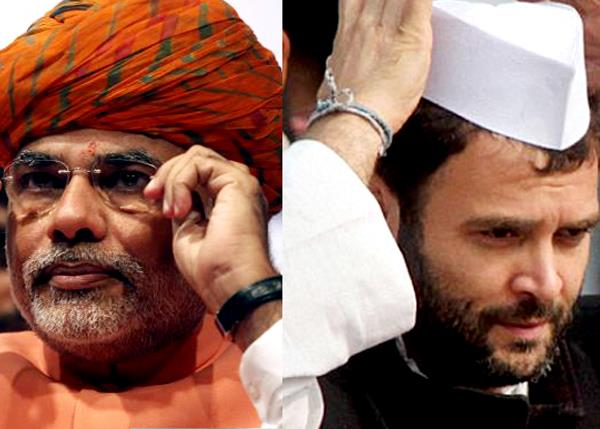 narendra modi rahul gandhi bjp congress gujarat assembly election