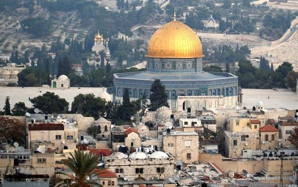 trump to recognise jerusalem as israel capital