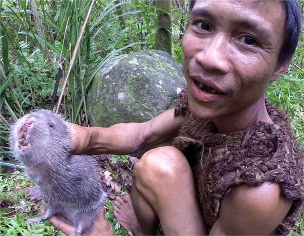 vietnam man spent 41 years living in jungle