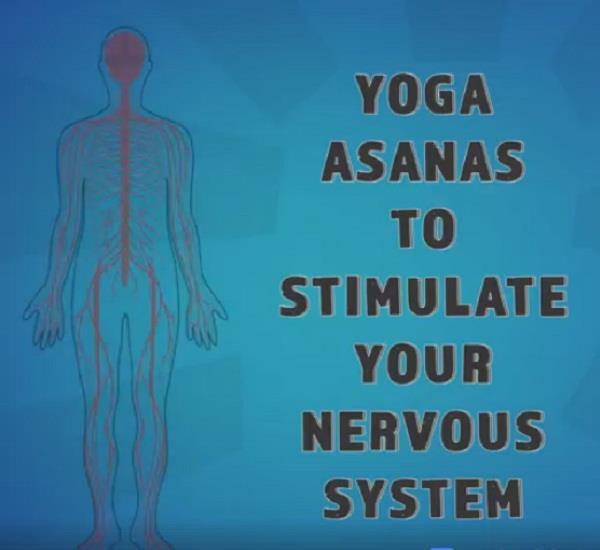 yoga asanas to stimulate your nervous
