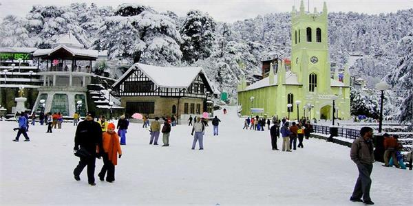 rooms at hotel or guest house are not available at shimla