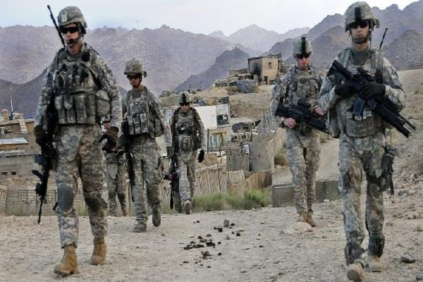 america and afghanistan will fight against terrorism