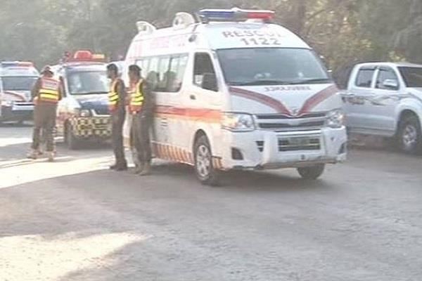 terrorist attack in pakistan peshawar university