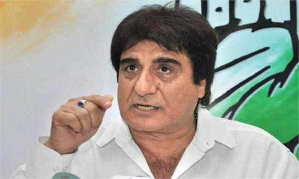 raj babbar s attack on pm said first look at your face in modi