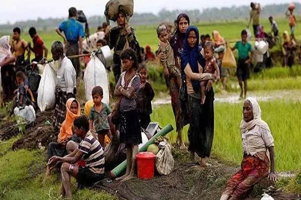 rohingya  west bengal  tripura