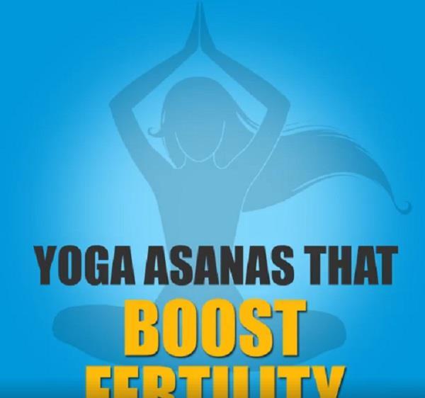 yoga asanas that boost fertility