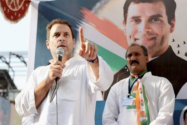 rahul  s reply to wrongful figures on bjp leaders