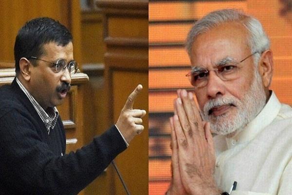 aam aadmi party  arvind kejriwal  facebook  narendra modi
