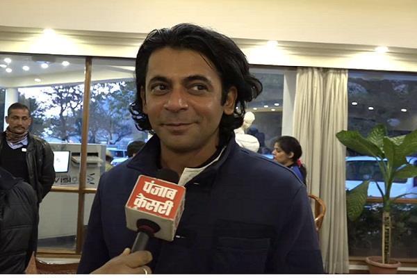 chandigarh chintan camp gunthi minister