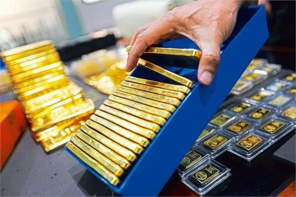in favor of review of import duty on gold  commerce secretary