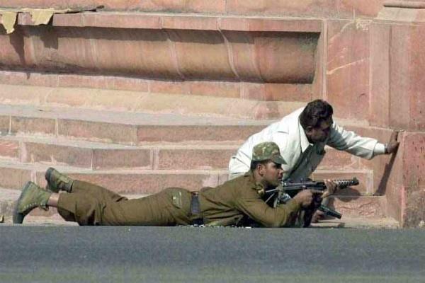 parliament 16 years of terrorist attack