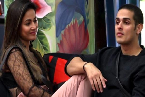 priyank sharma reveals something shocking about hina khan