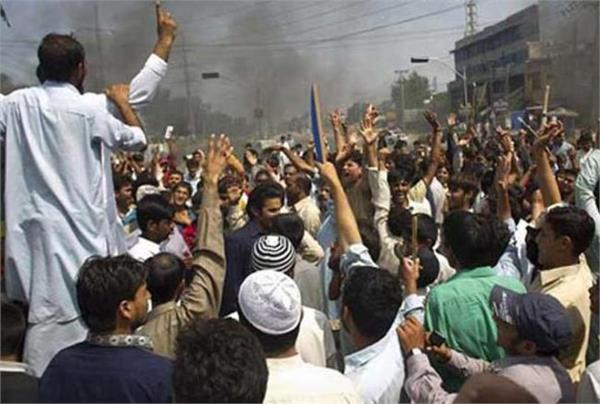 locals oppose construction of dams in pok  s muzaffarabad