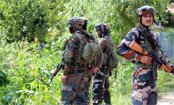 search operation at poonch