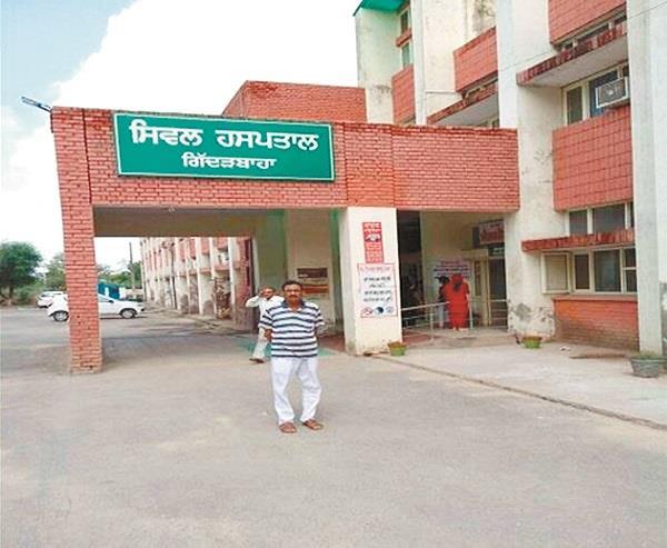 this civil hospital battling shortage of staff
