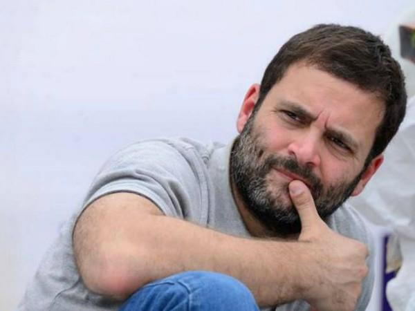 rahul gandhi specializes in gathering news headlines