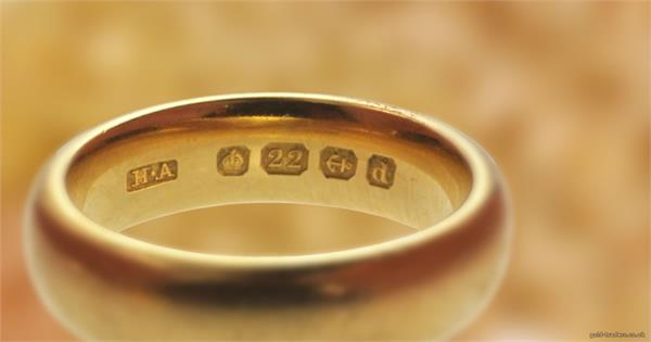 hallmarking work on half the capacity this jewelery is out of the purview
