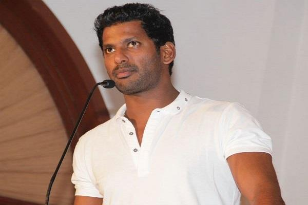 rk nagar by election actor vishal nomination canceled
