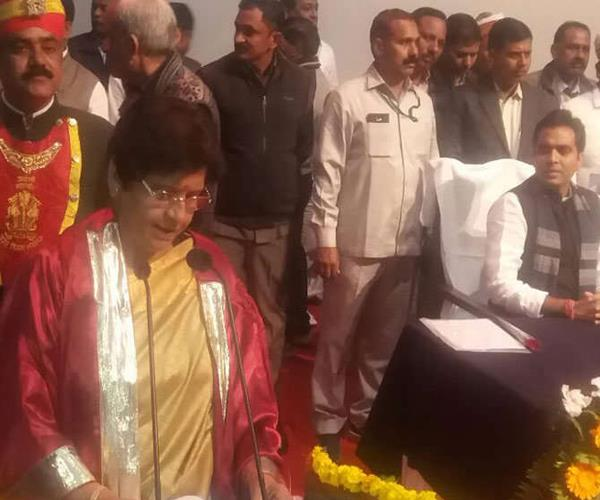 lucknow  s first woman mayor bid  given to municipal corporation and rights
