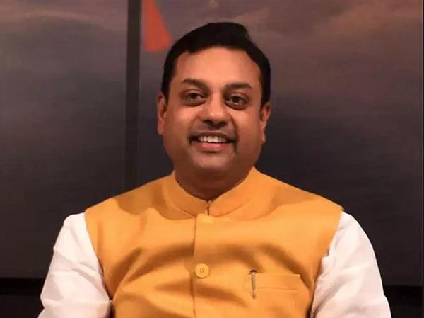 bjp spokesman target on rahul