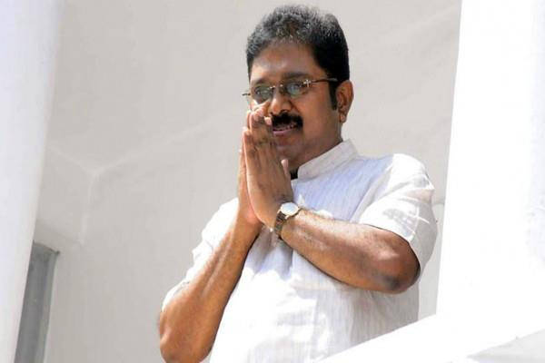 rk nagar by election counting of votes on amma seat