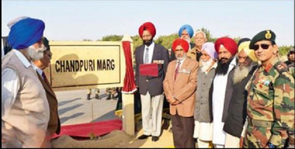 roads renamed after longewala heroes