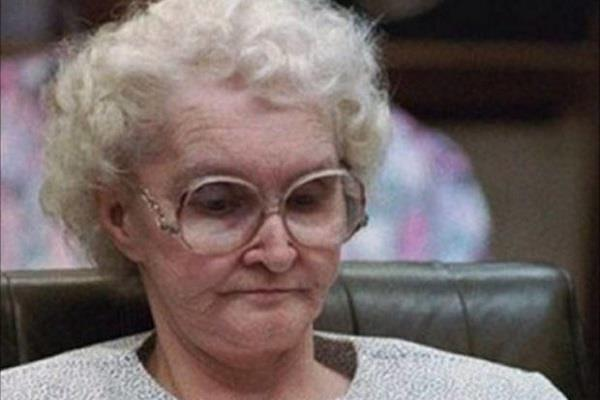 serial killer who killed people in old age home