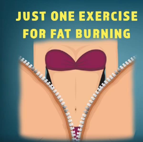 just one exercise for fat burning