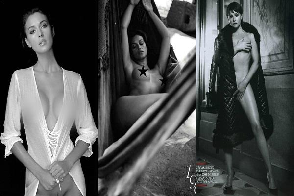 hollywood actress monica bellucci photos viral