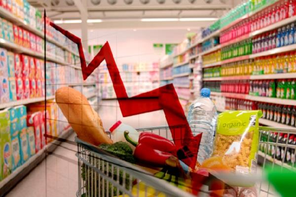 retail inflation rising in november