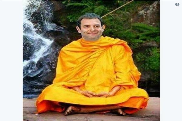 rahul gandhi trolled after losing