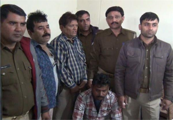 illegal liquor business busted  millions of liquor recovered in huge quantity