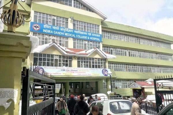 open secret of himachal  s biggest hospital  not done operation of child