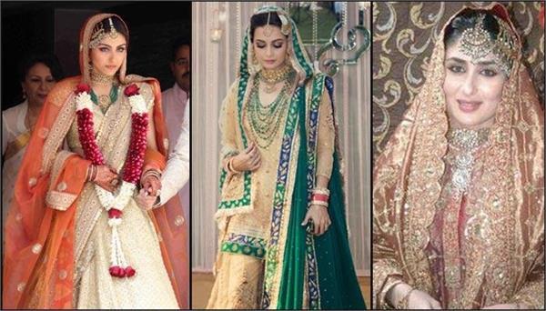 रेड या मेरून नहीं, इन एक्ट्रैस ने अपनी शादी के लिए चुने ये रंग