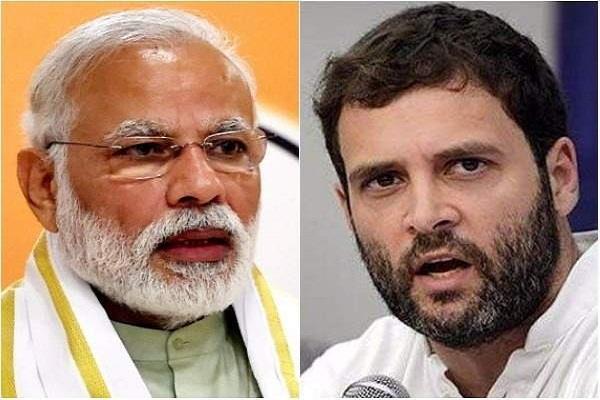 Image result for राहुल गांधी का मोदीवयोगीगवर्नमेंटपर हमला