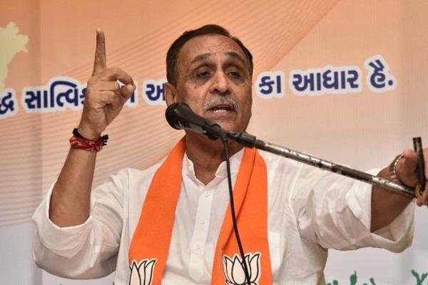 bjp will win more seats than exit polls  vijay rupani