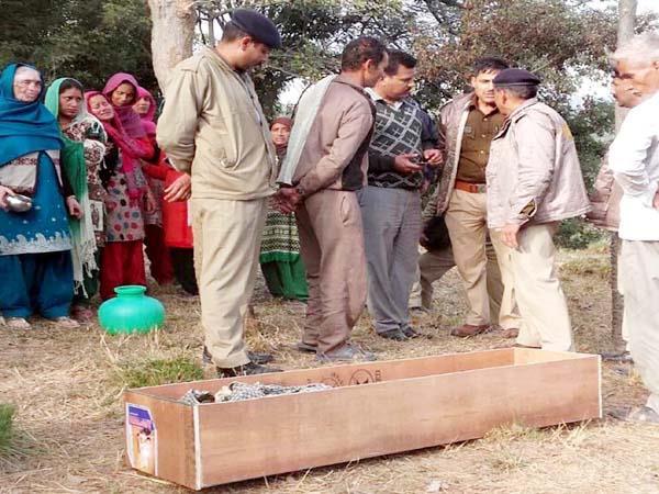 extends sensation skeleton of missing elderly found in deep ditch