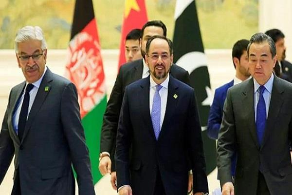 cpec expansion to afghanistan does not affect india  s interests  china